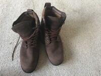 TIMBERLAND EARTHKEEPER WALKING BOOTS