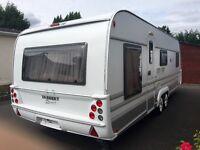 Tabbert Caravan 655 Vivaldi Diamond (2011) One Owner From New! Mint Like Hobby And Fendt