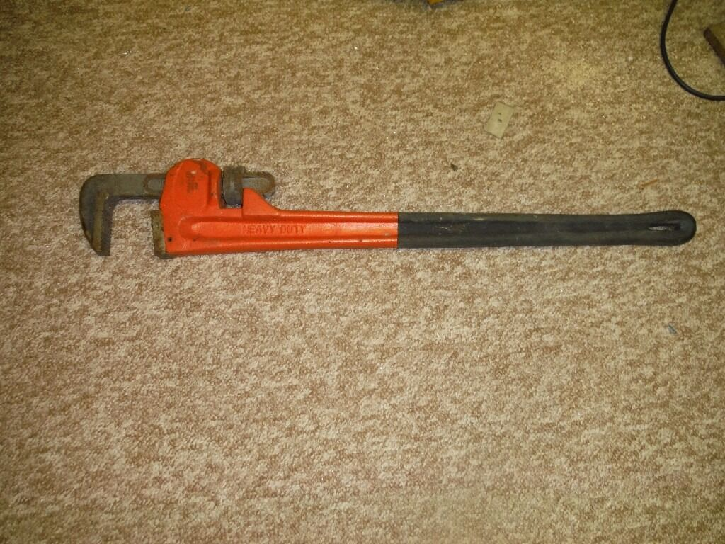 """Pipe Wrenches 36"""" and 24"""""""