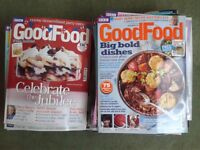 Lot of 40 Issues of BBC Good Food Magazine 2011 to 2014 recipes, cooking, baking - NEEDS TO GO ASAP!