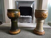 RARE Scheurich Keramik Vase - 1960's Large Vases - RARE Retro Vase - Good Condition