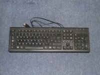 HP Computer Keyboard