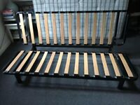 3 SEATER SOFA BED BASE ONLY