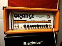 Orange Rockerverb mk2 100watt head