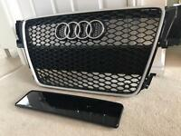Audi A5 RS grill