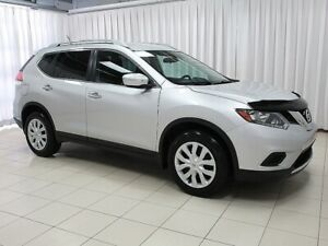 2015 Nissan Rogue SV WITH A/C, CRUISE, KEYLESS ENTRY, FOG LIGHTS