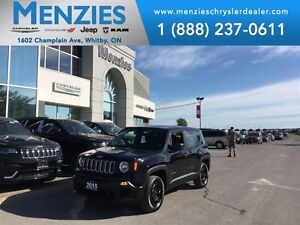 2015 Jeep Renegade Sport 4x4, Bluetooth, Backup, Clean Carproof