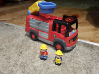ELC Happy Land Fire Engine