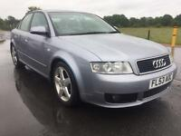 BARGAIN! Audi A4 FSI sport, good MOT ready to go