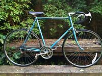 Raleigh Sun Solo vintage racer racing bike