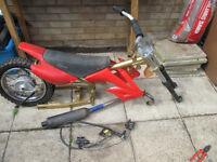 pit bike frame/ project