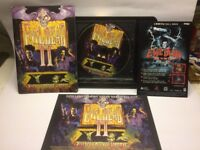 Used and in Great Condition. Evil Dead II: Limited Edition Tin Box Set (US)