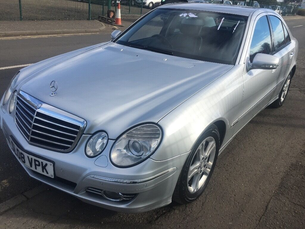 Cheap 2008 mercedes e220 avantgarde 2 2 cdi full leather for What is the cheapest mercedes benz