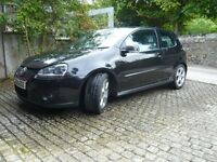 2005 Mk5 Golf GTI, 151200 miles, 3 door, Diamond Black, one owner from new, FULL service history