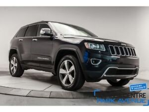 2015 Jeep Grand Cherokee Limited, CUIR, TOIT