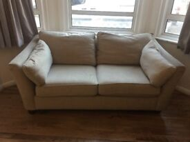 FREE MARKS AND SPENCERS 2x 2SEATER DOFAS GOOD CONDITION