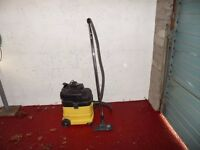 Karcher Professional NT 351 ECO high powered vacuum cleaner