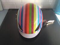 Btwin children's bicycle helmet
