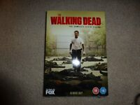 THE WALKING DEAD - Complete 6th Season - Brand new sealed