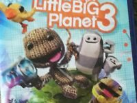 PS4 game Little BIG planet 3 £20