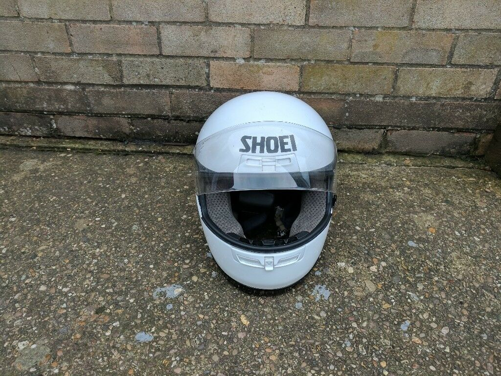 Shoei Motorcycle helmet size large