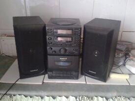 Micro music system