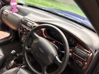 1997 Ford Escort 1.8 i Ghia Cabriolet 2dr Manual 1.8L @07445775115