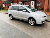 7 Seaters good runner Mazda5 2.0 Sport 5dr. Cool drive , smooth Gearbox. Low price 4 urgent sale