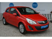 VAUXHALL CORSA Can't get finance? bad credit? Unemployed? We can Help!