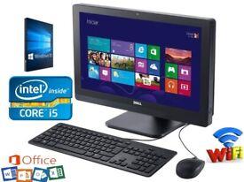 Dell OptiPlex 3030 AIO i5-4590 3.00GHz,8GB RAM,500GB HD,WIFI,WIN 10