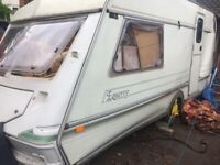 caravan for spares only