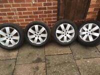 Mondeo 16in wheels