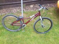 ONZA Trials Bicycle Magura Brakes