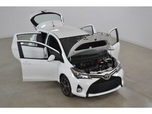 2016 Toyota Yaris SE HB Mags*Fogs*Bluetooth*Camera Recul