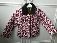 Girl's Barbour Jacket