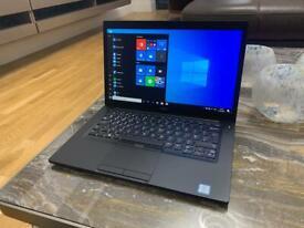 """As new Dell latitude 7490 laptop 14"""" intel core i5 8TH GEN 3.60ghz 8GB RAM 256GB SSD Win10 +WARRANTY"""