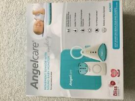 Angelcare Movement Sensor With Sound Baby Monitor