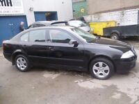 Skoda OCTAVIA Ambiente 1.9 TDI DSG,Sports Auto 4 dr saloon,full MOT,clean tidy car,great mpg,AF57YVA