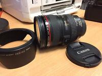Canon EF 24-105mm F/4 IS L USM Lens