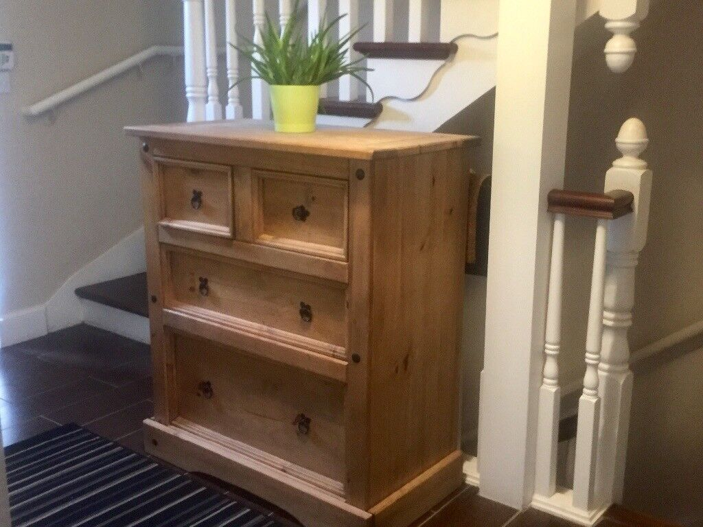 Chest of Drawers Mexican Pine