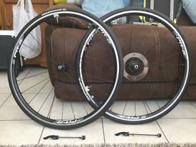 PR 2 wheel set