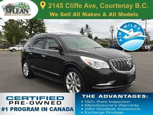 2014 Buick Enclave AWD Premium Navigation Sunroof