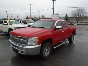 2013 Chevrolet Silverado 4X4 WWW.PAULETTEAUTO.COM APPLY TODAY!!