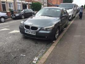 2004 (54plate)BMW 520I SE automatic 2.2 petrol and LPG.