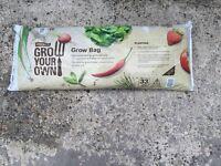 Free Homebase grow bag