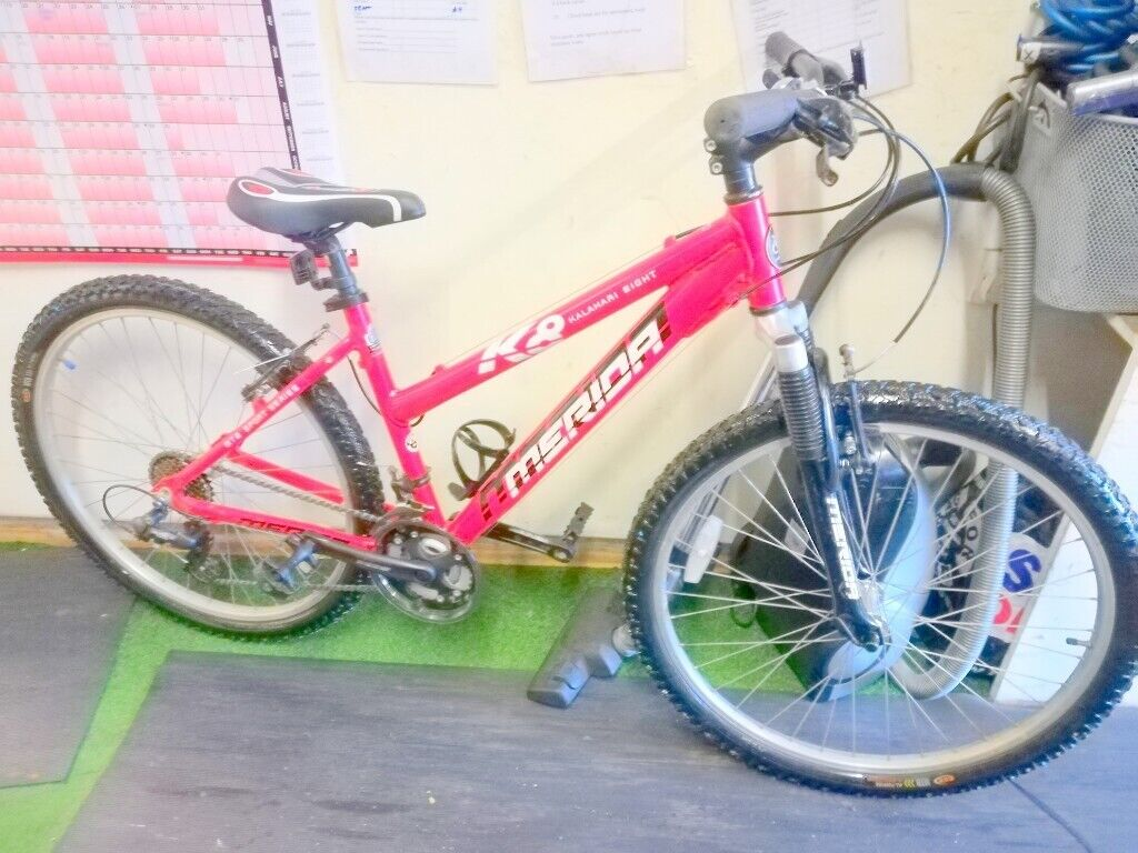 QUALITY MERIDA MOUNTAIN BIKE LOTS NEW PARTS FULLY RESTORED | in  Bournemouth, Dorset | Gumtree