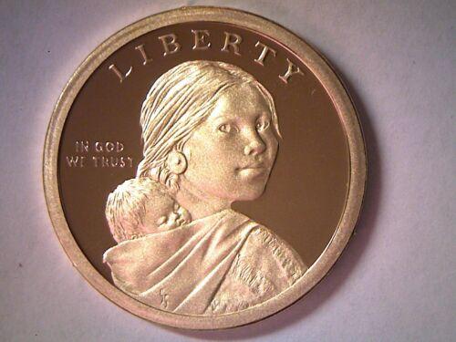 2019 S SAC $ 1 Proof Sacagawea Dollar Native American Dollar **Free Shipping**