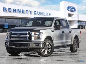 2016 Ford F-150 CREW-XLT-4X4-5.0L-TOW PACK
