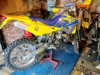 Husqvarna WR 250 RD REGISTERED 06 PLATE SWAP ENDURO 125