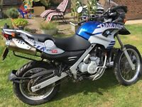 BMW F650GS DAKAR - £2545 (Open To Offers)